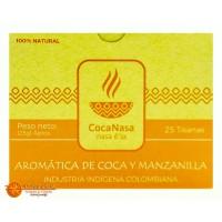 Aromática de Coca con Manzanilla