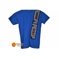 Camisa con Mola Azul