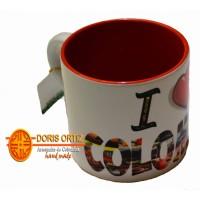 Mugs i love Colombia