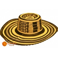 Sombrero Vueltiado 15