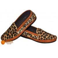 zapatos en cuero Manchas cafés