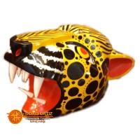 Mascara Tigre Carnaval de Barranquilla