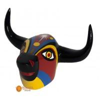 Mascara Toro Carnaval de Barranquilla
