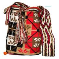 Mochila Wayuu Diseños 1
