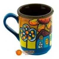 Mugs Pintados a Mano Cerámica