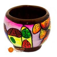 Mugs Pintados a Mano Cerámica 8 onzas